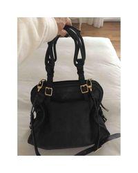 Givenchy - Black Leather Handbag - Lyst