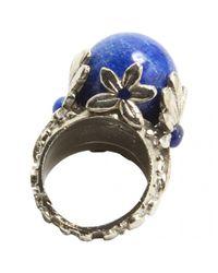 Dior - Metallic Ring - Lyst