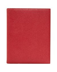 817bf9230d Lyst - Hermès Pre-owned Leather Purse in Red