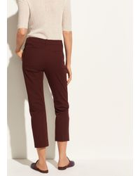Vince - Multicolor Coin Pocket Cotton Chino - Lyst