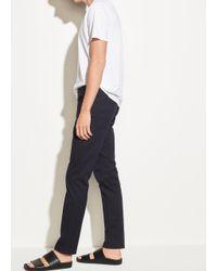 Vince - Blue Five Pocket Soho Pant for Men - Lyst