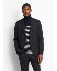 Vince - Blue Classic Blazer for Men - Lyst