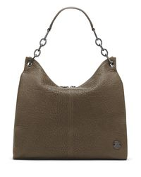 Vince Camuto - Brown Avin – Double-zipper Hobo - Lyst
