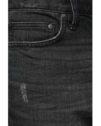 John Varvatos - Gray Skinny Jeans for Men - Lyst