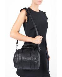 Alexander Wang - Black 'rockie' Shoulder Bag - Lyst