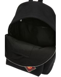 Saint Laurent - Black 'city' Backpack for Men - Lyst