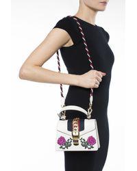 Gucci - Multicolor 'sylvie' Shoulder Bag - Lyst
