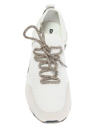 DIESEL - White 's-kby' Sneakers for Men - Lyst
