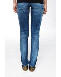 DIESEL - Blue 'sandy' Jeans - Lyst