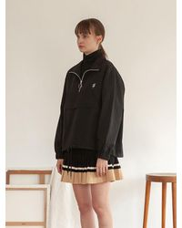 TARGETTO - Tgt Anorak Black - Lyst