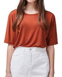 SEVENTY STUDIO - Multicolor Tencel T Brick - Lyst