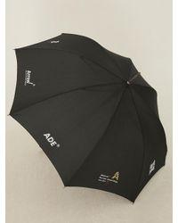 ADER ERROR Black Adererror Umbrella Noir