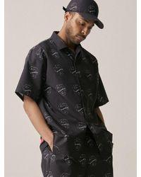 OVERR - [unisex] Senancour Black Shirt for Men - Lyst