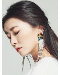 VON DITOLE - Multicolor Serendipity Earrings - Lyst