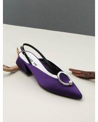 W Concept - Purple [us] Ys8-s354-vi - Lyst