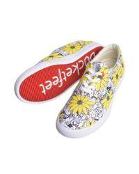 Bucketfeet - Multicolor Women Floral People Flolacss15yelw - Lyst
