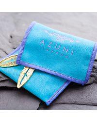 Azuni London - Metallic Chilali Bird Necklace In Mountain - Lyst
