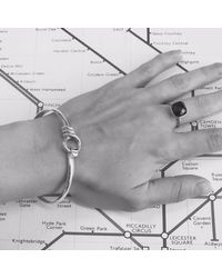 Auree Jewellery - Metallic Conillera Smokey Topaz & Gold Ring - Lyst