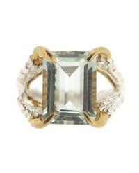 Tessa Metcalfe | Multicolor Green Quartz Claws Of Engagement | Lyst