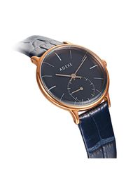 ADEXE Watches - Freerunner Petite Blue for Men - Lyst