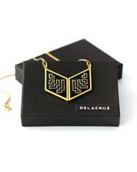 Delacruz - Black Quetzal Gold - Lyst