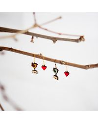 Materia Rica - Multicolor Clinking Hearts - Lyst