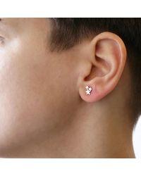 Bark - Metallic Milky Way Earrings - Lyst