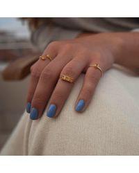 GFG Jewellery - Metallic Lara Citrine Single Ring - Lyst