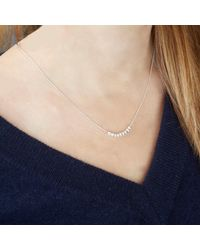 GFG Jewellery - Metallic Ellie Necklace - Lyst