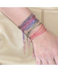 GFG Jewellery - Multicolor Linda Bracelet/necklace Navy - Lyst