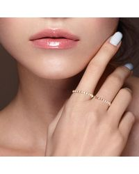 GFG Jewellery by Nilufer - Metallic Ellie Gold Collection Ring - Lyst