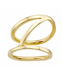 Sarah Ho - Sho | Metallic Numerati Lucky Number 1 Ring | Lyst