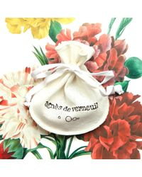 Agnes De Verneuil - Metallic Gold Necklace Small Bells - Lyst