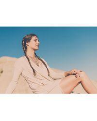 Brianna Lamar - Metallic Vestus Choker - Lyst