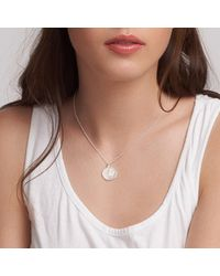 Essentia By Love Lily Rose | Metallic Sterling Silver Romance Amulet | Lyst