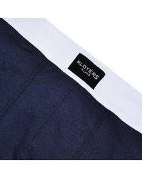 Kloters Milano - Blue Boxer Briefs Pack for Men - Lyst