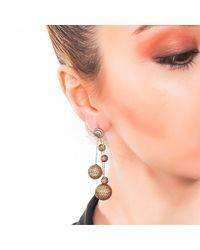 Latelita London - Multicolor Studio 54 Earring Oxidised Copper - Lyst