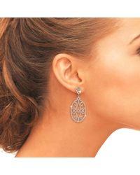 Latelita London - Multicolor Belle Earring Rosegold - Lyst