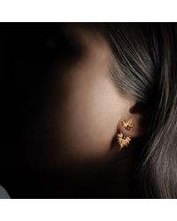 Elham and Issa Jewellery - Metallic Evolution Diamond Earring - Lyst