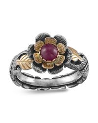 Emma Chapman Jewels - Red Buttercup Ruby Ring - Lyst