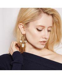 Nocturne - Multicolor Hwani Stud Earrings - Lyst