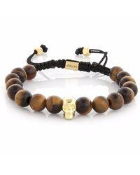 4Fellas | Smart Soul Brown Bracelet for Men | Lyst