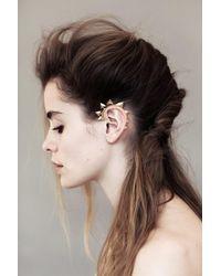 Rachel Entwistle - Metallic Modern Primitive Ear Cuff - Lyst