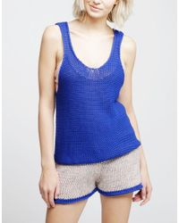 Wool And The Gang | Blue Shakti Shorts | Lyst