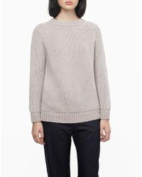 Wool And The Gang | Natural Stevie Sweater | Lyst