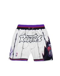 Just Don - Multicolor Raptors Shorts for Men - Lyst