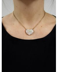 Irene Neuwirth - Multicolor 29.30 Carat Opal Heart Necklace - Lyst