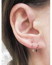Maria Tash - Multicolor Single Spike Earring - Lyst