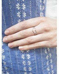 Jordan Askill - Multicolor Heart Ring - Lyst