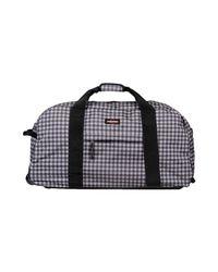 Eastpak - Gray Wheeled Luggage - Lyst